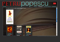 Novelist Popescu Book Purchase Page